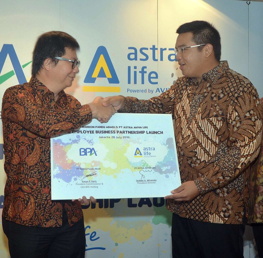 Astra Life & BPA Partnership Launch 1